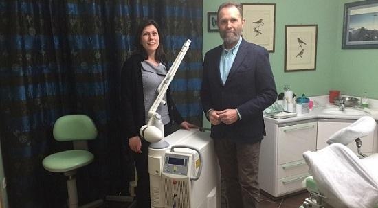 Santec Laser a Novara: primo compleanno per l'ambulatorio del Dr. Casagrande
