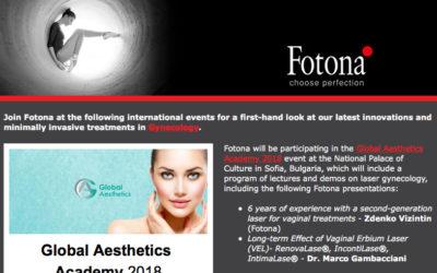 News from Fotona
