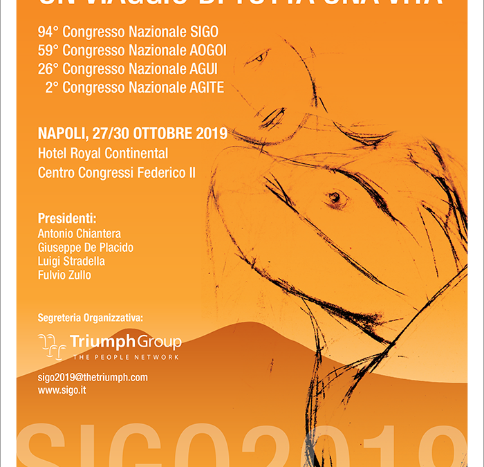 Congresso Nazionale SIGO –  AOGOI – AGUI – AGITE 2019